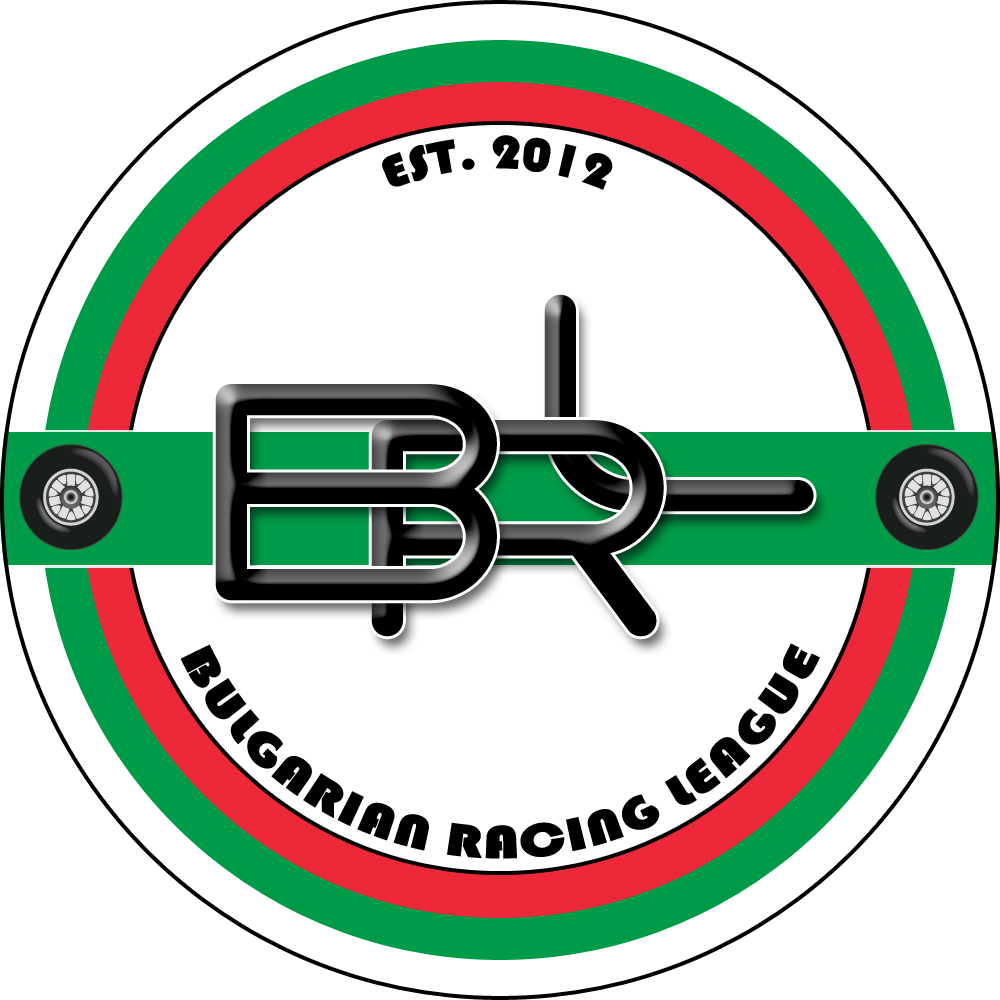 Bulgarian Racing League лого