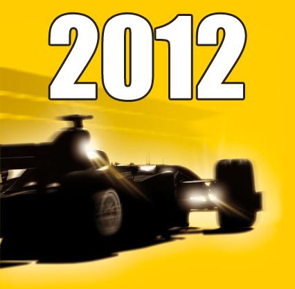 F1 IMG 2012