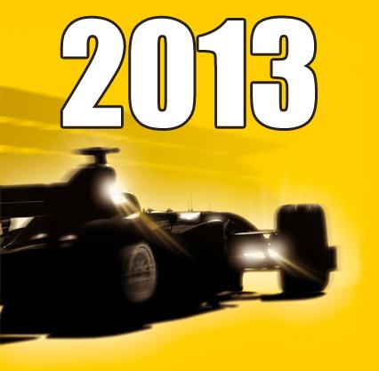 F1 IMG 2013